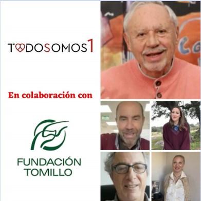 Todosomos1 y la Fundación Tomillo sellan un acuerdo de colaboración