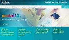 Telefónica Educación presenta su propuesta gratuita y en abierto