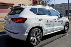 Telefónica y Seat mostrarán casos de uso de coche conectado con 5G