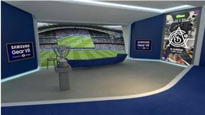 Movistar+ y Samsung emiten por primera vez un partido de fútbol en realidad virtual