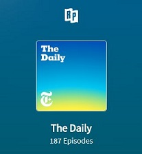 El podcast diario de 'The New York Times' es ya un fenómeno social