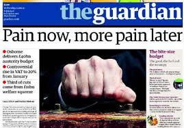 """""""The Guardian"""" atraviesa uno de sus peores momentos"""