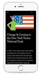 ¿Qué cambios debe realizar 'The New York Times' de cara al futuro?