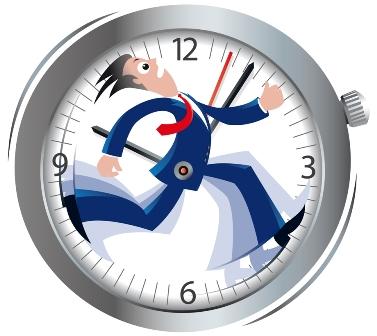 ¿Cómo gestionar las 62 hrs que le restan por semana?