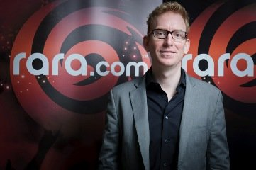 Tim Hadley, Director de rara.com