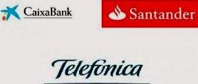 Caixabank, Santander y Telefónica se unen para dominar el m-commerce