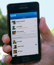 Aplicación para sistemas operativos Android. (Foto: Tuenti)