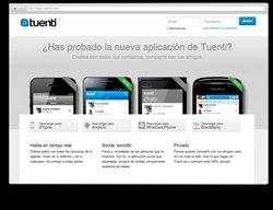 Pantallazo de la nueva campaña para móviles de la firma española. (Foto: Tuenti)