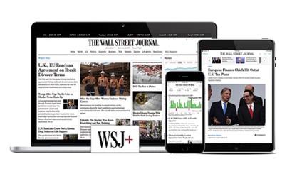 'The Wall Street Journal' ajusta su muro de pago a cada lector