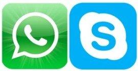 Europa quiere regular servicios gratuitos como Whatsapp y Skype