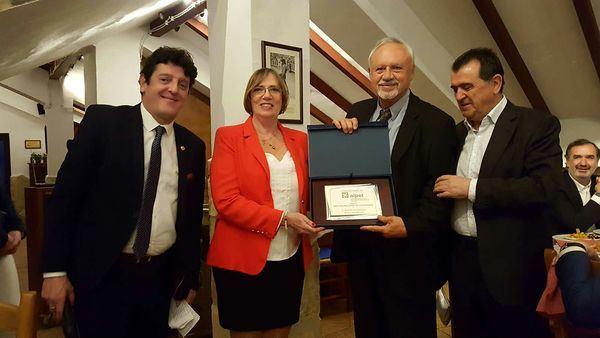 Miguel Ormaetxea, premio AIPET 2018 de Periodismo Especializado