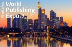 Cartel del Congreso Mundial de diarios y editores de noticias en 2012. (Foto: WAN-IFRA)