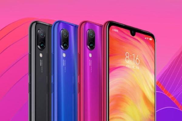 Xiaomi presenta el Redmi Note 7, que llega a España por 179 euros