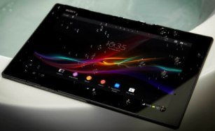 Xperia Tablet Z, sumergible