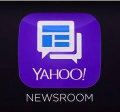 Así es Newsroom: la nueva aplicación de noticias de Yahoo!