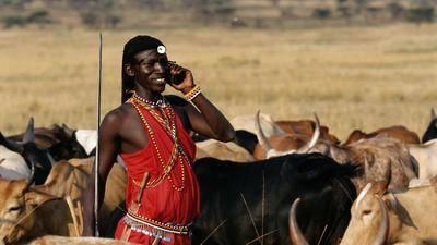 El móvil está cambiando África