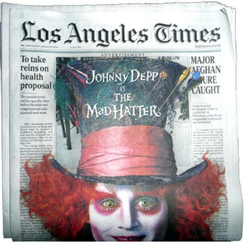"""""""Los Angeles Times"""" pasa de Gannett e inicia un plan de expansión"""