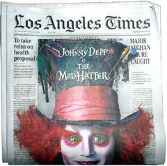 �Los Angeles Times� pasa de Gannett e inicia un plan de expansi�n