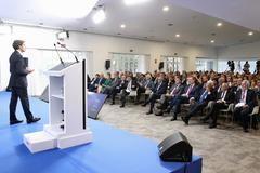 Álvarez-Pallete: 'Europa tiene una oportunidad única de emprender con éxito la transición digital'
