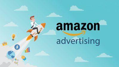 La relación a dos bandas de Amazon con la publicidad