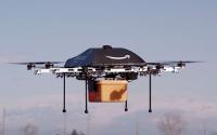 Amazon pide la patente para entregar paquetes con sus drones
