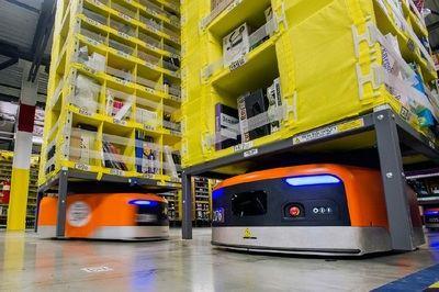 Amazon estaría preparando un robot autónomo para nuestras casas