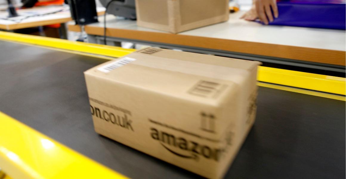 Amazon explora entregar los pedidos dentro de tu casa aunque t no est s en ella media - Amazon no estoy en casa ...