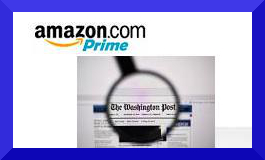 """The Washington Post"" gratis para miembros de Amazon Prime"
