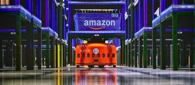 Amazon creará 100.000 empleos... gracias a los robots