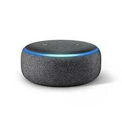 Amazon Echo es de los altavoces inteligentes más vendidos.