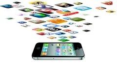 Ilustración gráfica sobre apps en smartphone. (Foto: Google Imágenes)