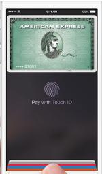 Reino Unido, primer país europeo en adoptar Apple Pay