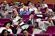 La audiencia, el mayor activo de los medios