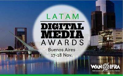 Medios de todo el mundo participan en el Digital Media LATAM