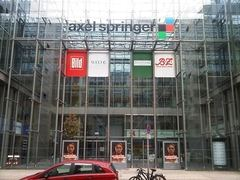 Axel Springer arrasó en facturación en 2018