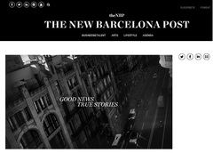 Nace la publicación digital 'The New Barcelona Post'