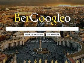 BerGoogleo, el buscador papal
