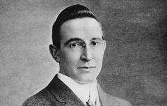 Bertie Charles Forbes, fundador de la revista que lleva su apellido.