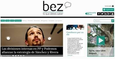 Nuevos proyectos digitales en España (I)