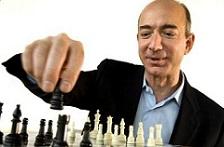 Jeff Bezos duda del periodismo de pago…por el momento