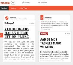 ¿Aciertan New York Times y Axel Springer al invertir en Blendle?