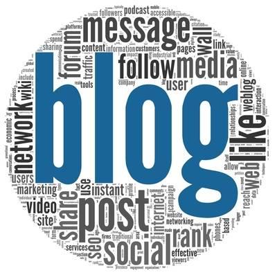 El blog tiene la palabra