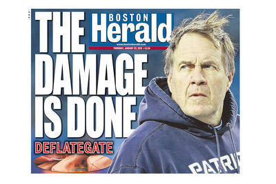 'Boston Herald' se declara en bancarrota