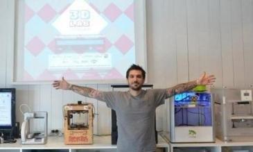 Abre en Buenos Aires el primer bar con impresoras 3D