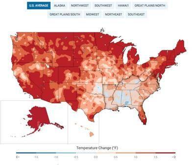 La información digital es clave para luchar contra el cambio climático