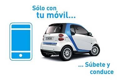Acuerdo entre Línea Directa y car2go para impulsar el coche eléctrico