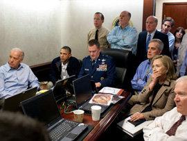 ¡Que te hemos pillado Osama!