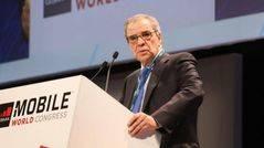 César Alierta: 'La industria digital es responsable de una quinta parte del crecimiento global de los últimos veinte años'