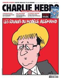 'Charlie Hebdo' lanza una versión alemana