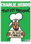 """""""Charlie Hebdo"""" ha vendido cerca de 8 millones de ejemplares de su último número"""